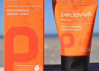 peclavus® wellness Gesichtsmaske