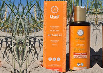 Khadi Nussgrass Shampoo